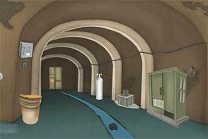 逃离陷阱隧道5