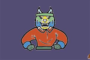 猫勇士图画册