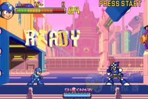 洛克人2超级战士