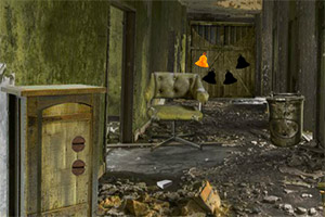 逃离神秘密室
