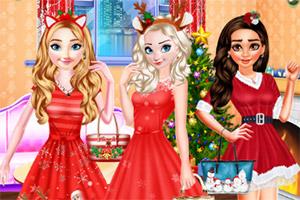 公主的圣诞派对