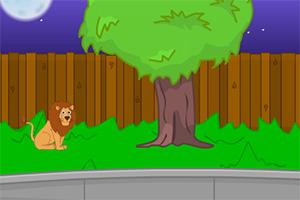 逃离卡通动物园