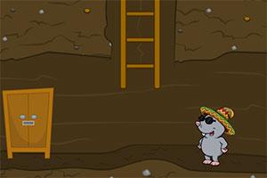 摩尔逃离迷宫