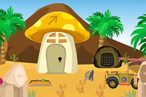 逃离埃及沙漠金字塔