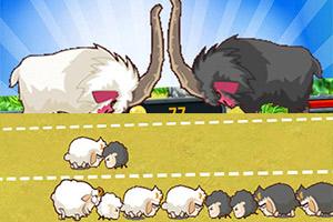 山羊保卫战