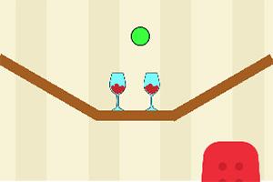 �羲榧t酒杯2