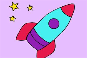 火箭图画册