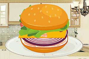 做个大汉堡