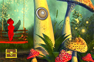 蘑菇奇幻逃脱