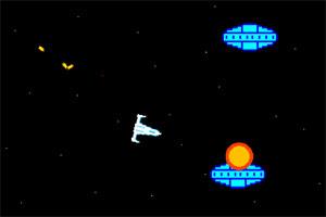宇宙空间大乱战