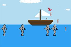 消灭超级鲨鱼