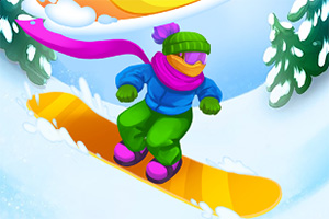 滑雪小子的挑战