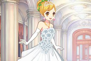 卡哇伊的漫画公主