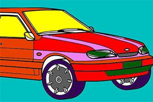 俄罗斯汽车图画册
