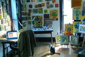艺术家房间逃生