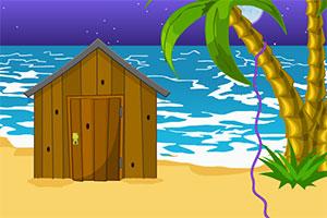 逃离巴哈海滩