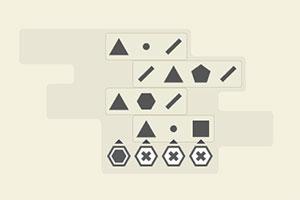 几何拼接匹配
