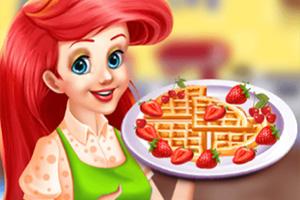 艾利尔的早餐2