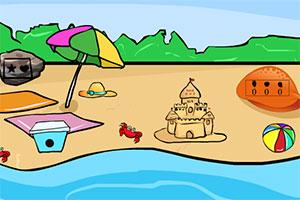 海滩派对救援