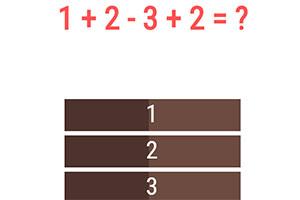 简单算数题
