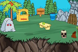 可爱小熊猫救援