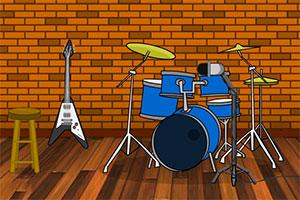 逃出音乐训练室