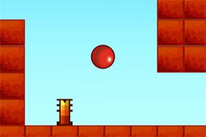 红色圆球大冒险