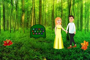 拯救林中情侣