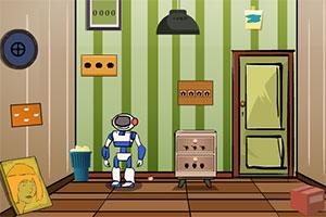 逃离机器人研究室