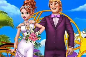 安妮夏季婚礼