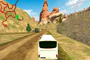 山地公交车司机