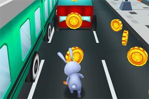 狂奔的兔子