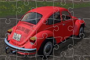 德国汽车拼图