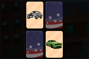 美式汽车记忆卡