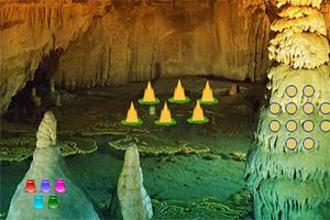 逃离幻想蝙蝠洞穴