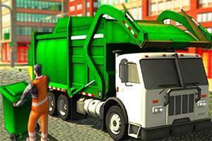 清理城市垃圾