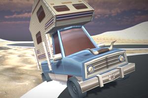 极品房车赛3D