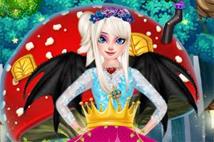 多面的公主