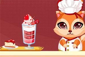 蛋糕咖啡馆开业