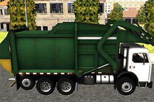 垃圾卡车拼图