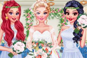 琪琪的冬季婚礼