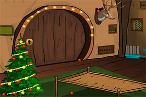 逃离圣诞老人房间