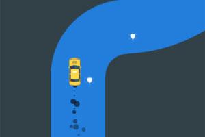 司机快转弯