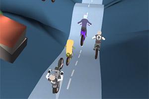 山地自行车大挑战