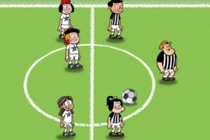 弹力足球大赛