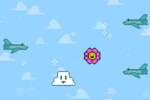 爱吃花朵的云