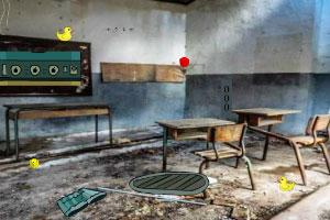 废旧教室逃脱