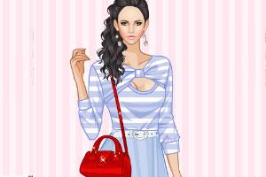 时尚博主丽娜