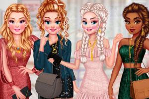 公主的派对事件