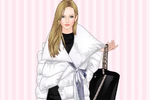 冬日时尚服饰